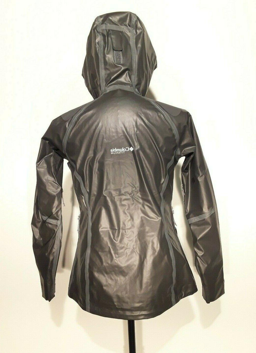 Columbia Titanium Media Jacket Breathable Jacket