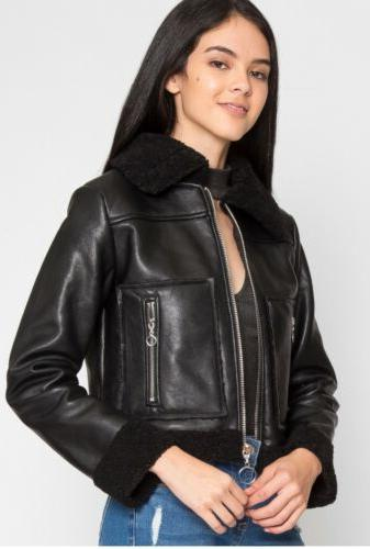 Wet LUXE BOMBER Womens