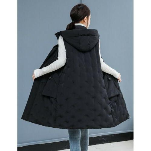 Winter Jacket Thick Warm Quilted