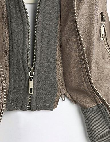 Jacket With Khaki