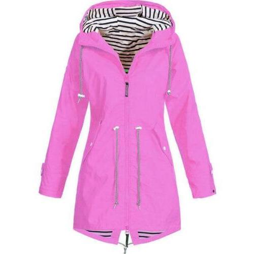 Women Outdoor Wind Forest Jacket