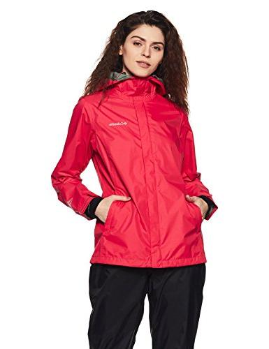 women s arcadia ii waterproof rain jacket