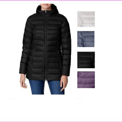 Women'S Packable Down Parka