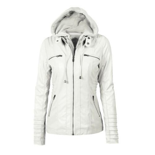 Women's Fake two-piece Outdoor Coat Jacket