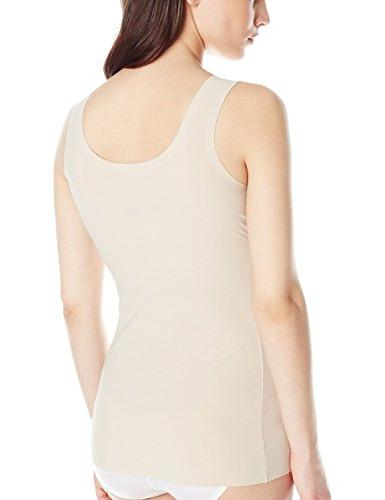 Flexees Sleek 2 Tank, Nude,