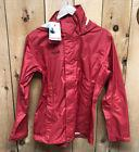Marmot Women's PreCip Waterproof Rain Jacket - Desert Red -