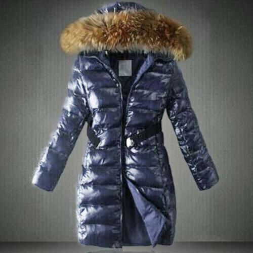 Women's Thickened Hooded Jacket Parka