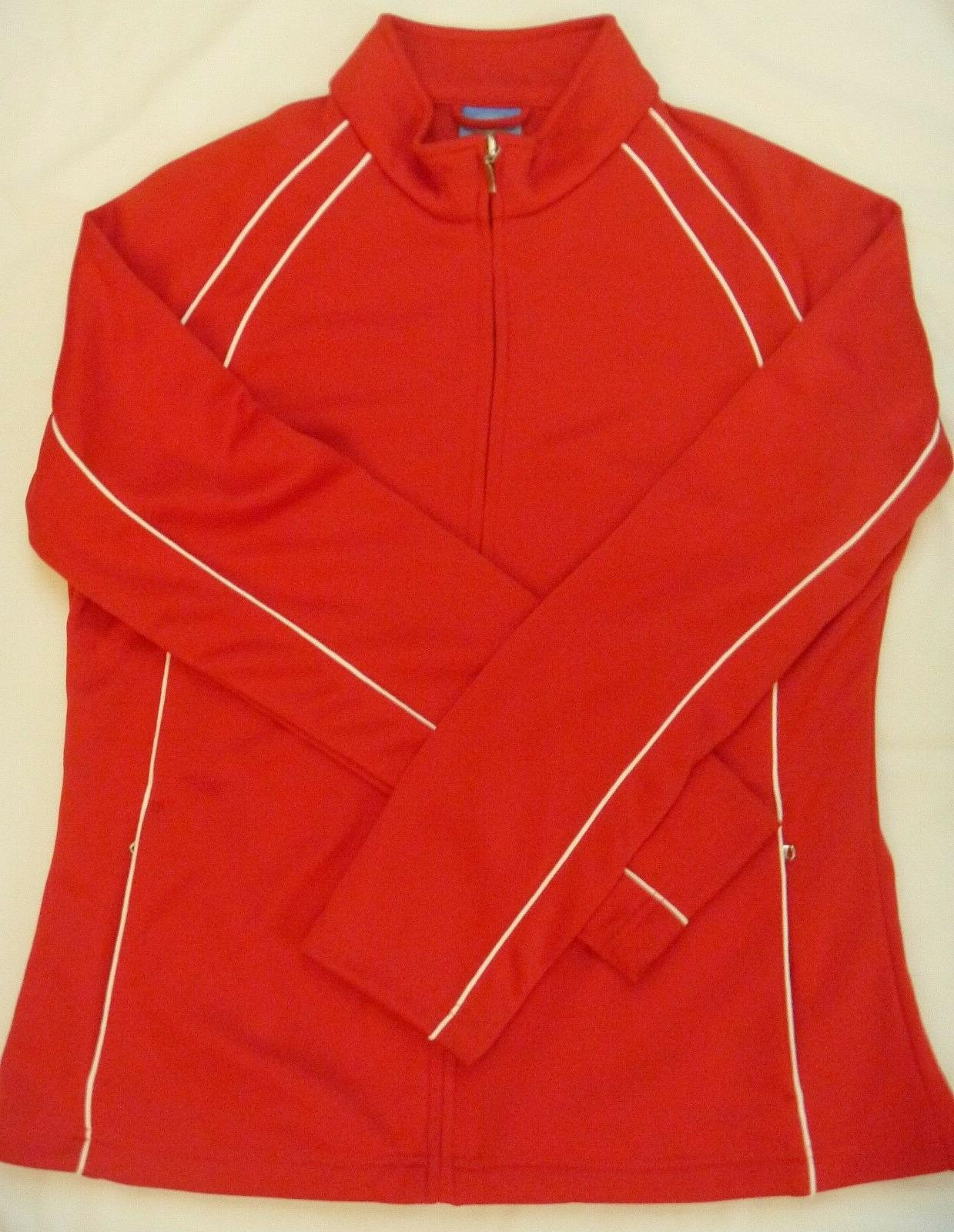 Women's CHARLES RIVER APPAREL Red XL *NWT*
