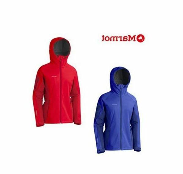 Women's Marmot ROM Midweight Softshell Red Jacket