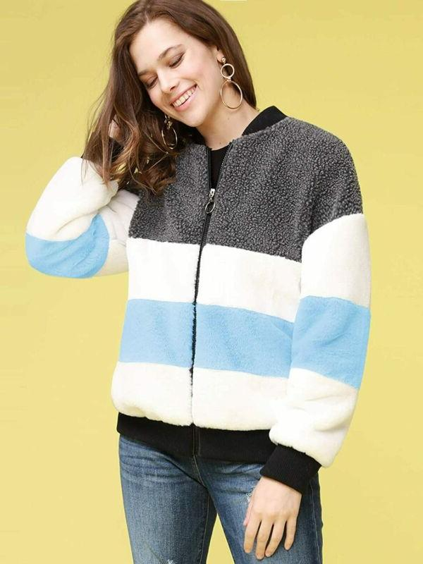 Lock and Soft Long Sleeve Faux Minx Winter