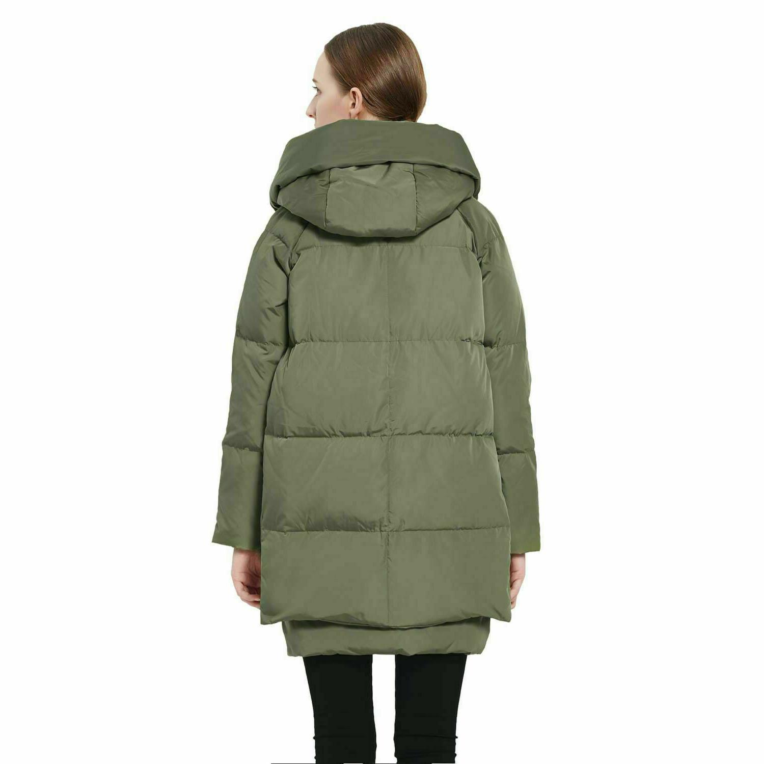 Orolay Women's Down Jacket,