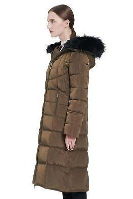 Orolay Women's Puffer Down Coat ArmyGreen