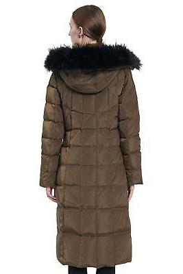 Down Winter Coat ArmyGreen