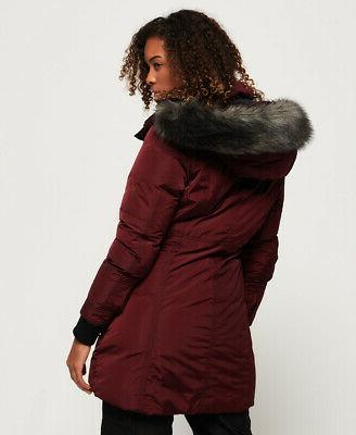 Superdry Womens Down Jacket