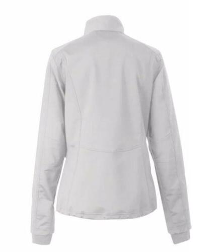 Charles River Axis Soft Shell White, Medium, Style