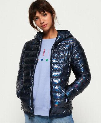 womens concept padded jacket