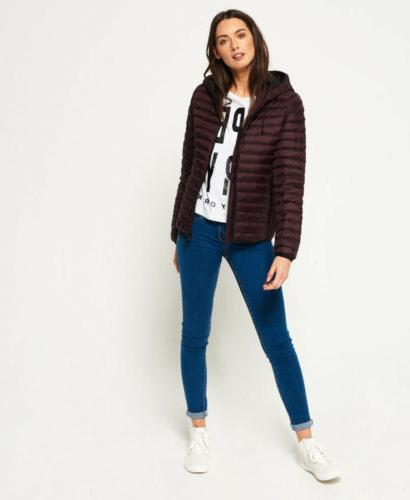 Womens Superdry Hooded