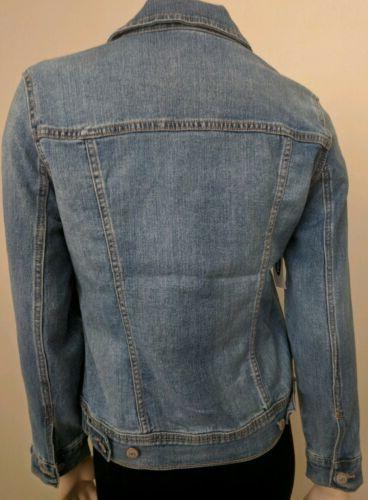 old jacket: size S wash