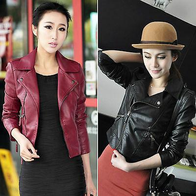 Womens Casual Suit Blazer OL Slim Fit Coat Outwear