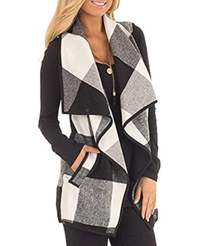 Womens Vest Winter Casual Sleeveless Coat Jacket