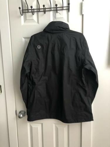 Marmot Womens PRECIP Jacket XL BLACK