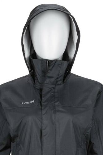 Marmot Womens Rain Jacket BLACK