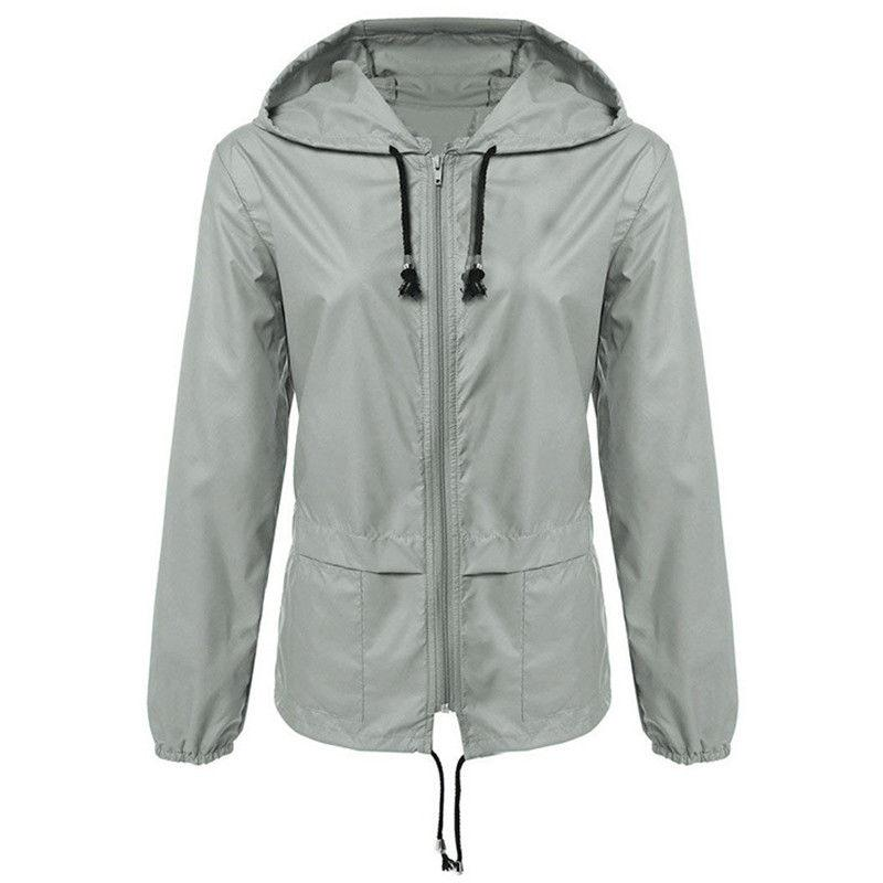 Womens Jacket Ladies Hiking Raincoats