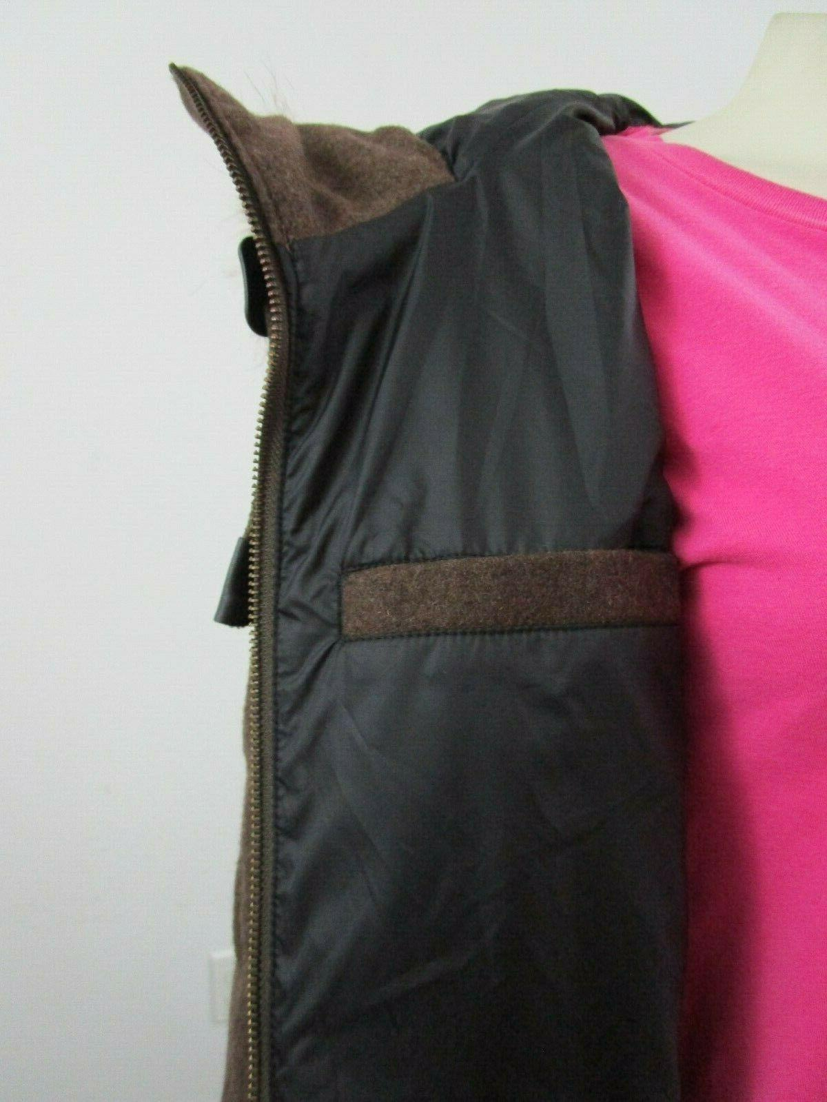Womens S-L Insulated Fur Recycled Wool