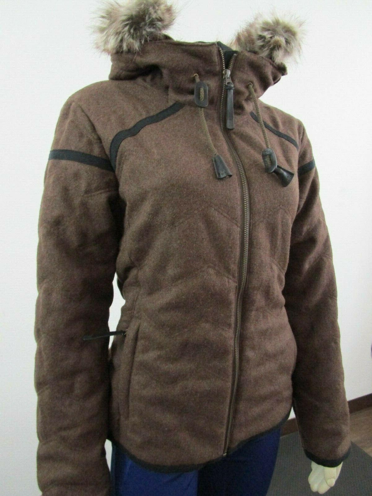 Womens Insulated Recycled Wool
