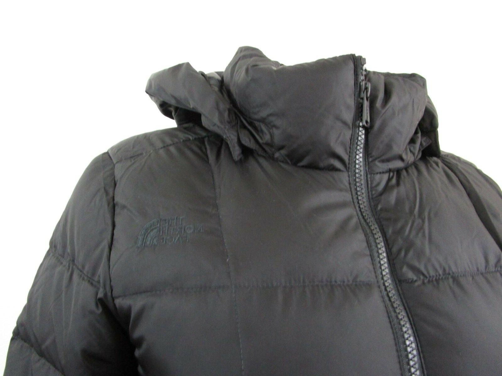 Womens S-M The North Face TNF Metropolis Long Down Parka