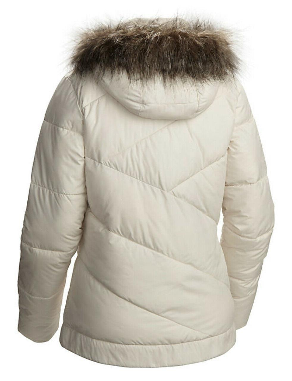 Women's Snow Eclipse Winter Jacket— Size L XL; $150