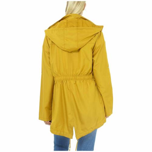 Womens Waterproof Fishtail Ladies Hooded