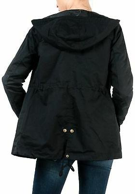 FASHION BOOMY Up Jacket Black