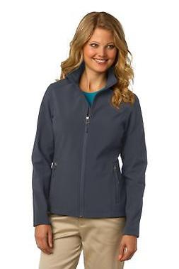 Port Authority L317 Womens Core Soft Shell Jacket Coat NEW