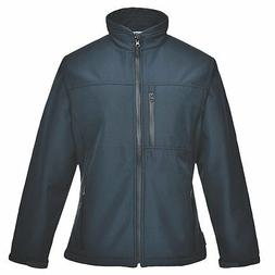 PORTWEST LADIES CHARLOTTE WATER WINDPROOF SOFT SHELL JACKET