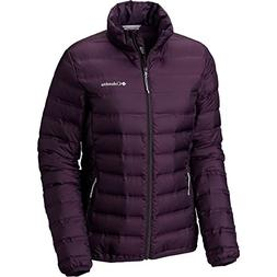 Columbia Women's Lake 22 Jacket Dark Plum Small