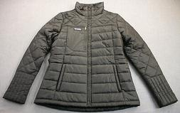 Patagonia Logo Womens Black Radalie Assorted Quilted Lightwe