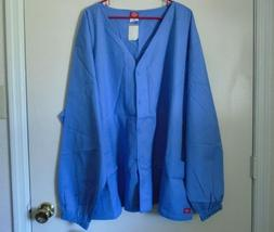 Dickies~Long Sleeve Scrub Jacket Tops~Many Colors~Plus sizes