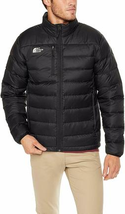 men s aconcagua jacket tnf black m