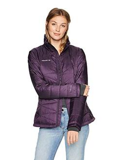 Columbia Mighty Lite Iii Jacket, Large, Dark Plum