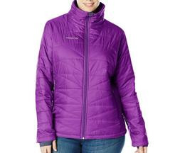 COLUMBIA Mighty Lite III Womens 1X Plus Size Jacket/Coat Omn