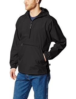 """The """"Newport Collection"""" Pack-N-Go Pullover Jacket from Char"""