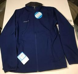 New $100 Womens Columbia Jacket Large Blue Kruser Ridge Soft