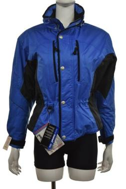 NEW Obermeyer DuPont Thermolite Womens Jacket Size 2 Blue Bl