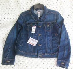 New w/ Tags Small Wrangler Womens Wrancher Jean Jacket  ...