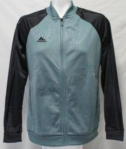 *NEW* Adidas Women's Embossed Floral Full Zip Track Jacket