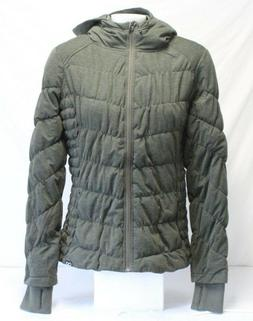 new women s hooded quilted jacket