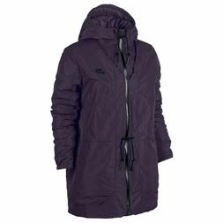 NEW NIKE WOMEN'S INSULATED DOWN HOODED PARKA JACKET SIZE SMA