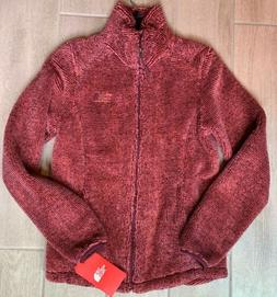 NEW The North Face Women's Osito 2 Fleece Jacket Fig Rose St