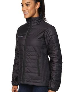 new women s peak lightweight puffer jacket